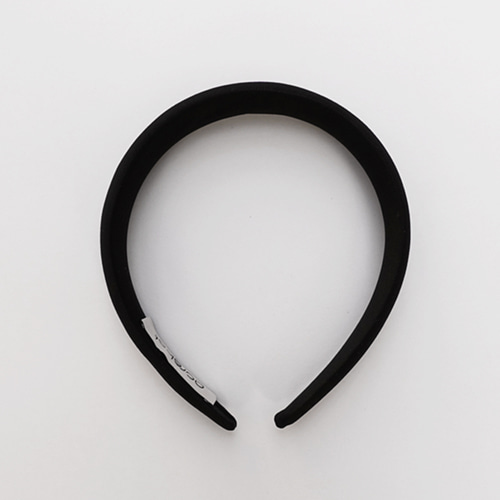 HAIR BAND JANE BK