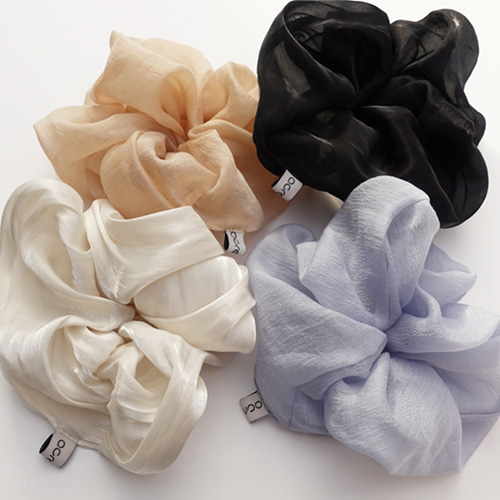 Hairband : Cream, Peach, Sky, Black