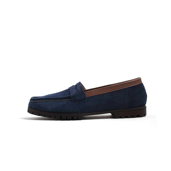 Molden navy walker